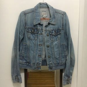 Y2K Vintage Old Navy Denim Jean Jacket